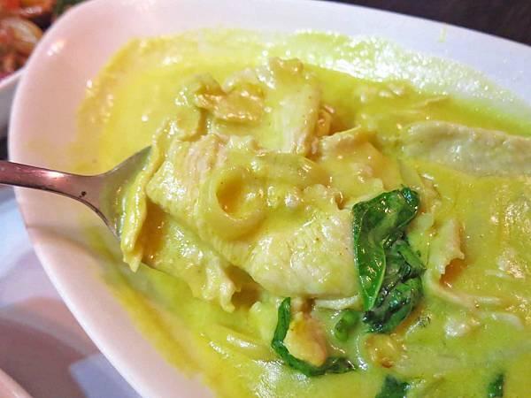 【板橋餐廳】遊松林雲之南麵食館-好吃的泰式椰汁咖哩