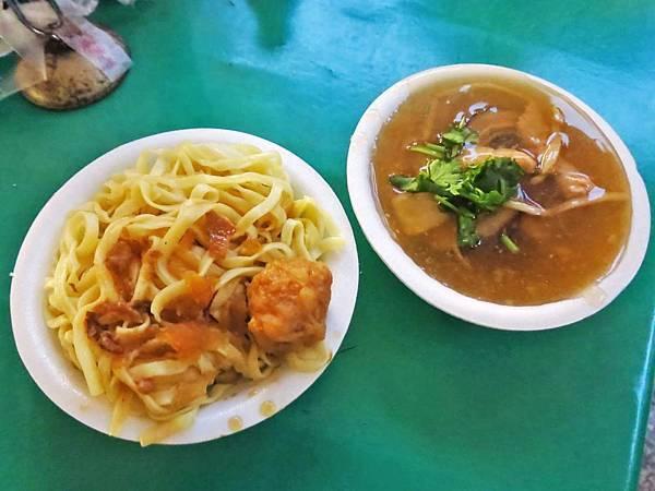 【彰化美食】ㄎㄚㄟ香菇肉羮-好喝濃郁湯頭的宵夜美食