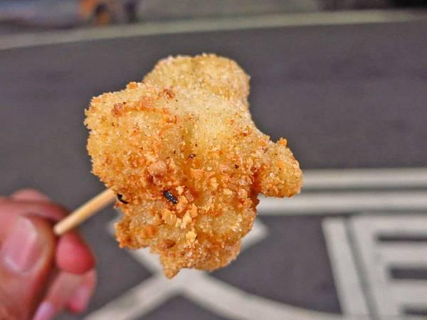 【彰化美食】古月館糯米炸-彰化必吃的美味小點心
