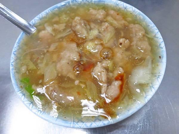 【彰化美食】車路口肉羹-超多爆料的肉羹湯