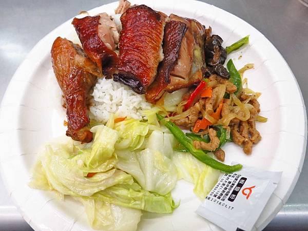 【三重美食】張三速食餐館-令人銷魂的烤雞腿飯