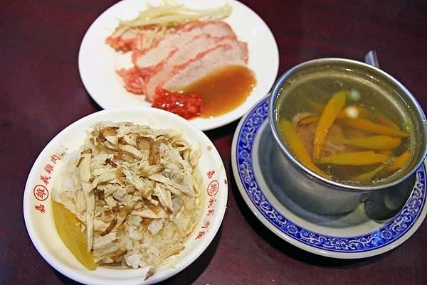 【台北美食】雄嘉義雞肉飯-延平夜市裡的30年老店
