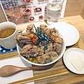 【板橋餐廳】勇氣食堂-西式裝潢的日式餐廳