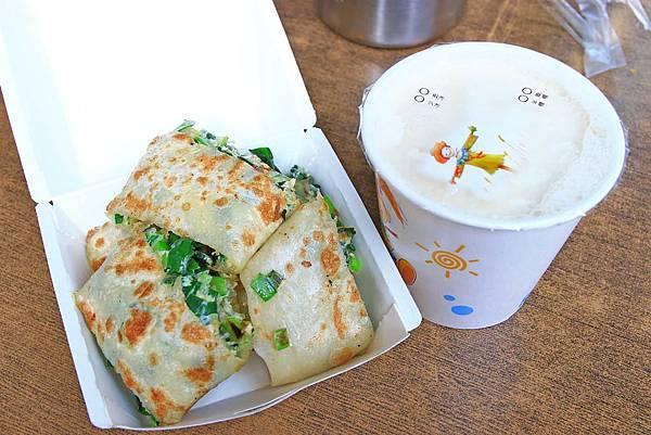 【內湖早餐】阿枝早點-超級無敵強大的隱藏版手工蛋餅