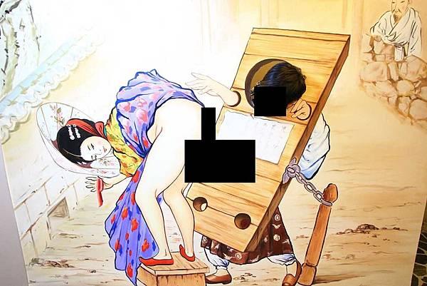 【韓國首爾】弘大TRICK EYE特麗愛LOVE MUSEUM 性愛博物館