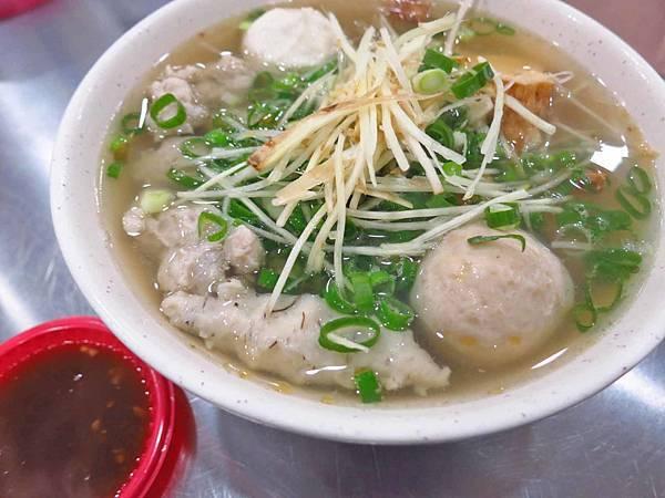 【永和美食】龜叟の什錦麵-巨無霸超級多料的什錦麵