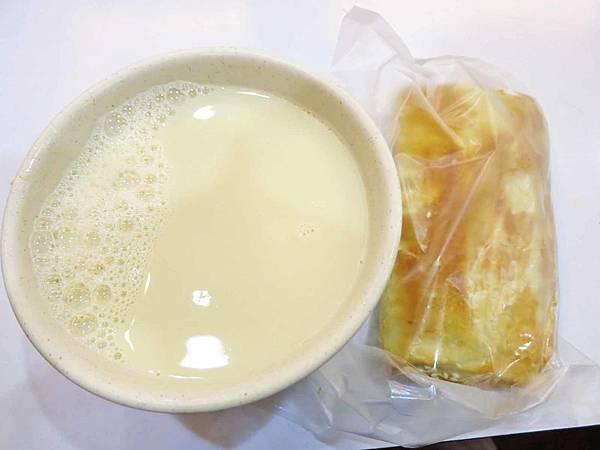 【永和美食】永新豆漿-巷弄裡的超人氣豆漿店