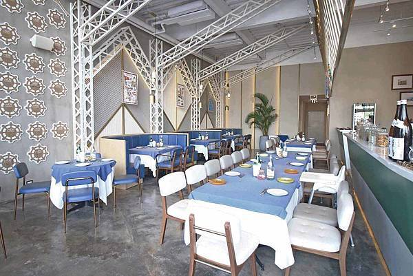 【台中餐廳】妃黛方舟Fidèle Arche-有如航行於大海裡的船餐廳
