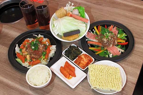 【桃園美食】劉震川日韓大食館-獨特韓式火烤二吃-八德廣豐新天地