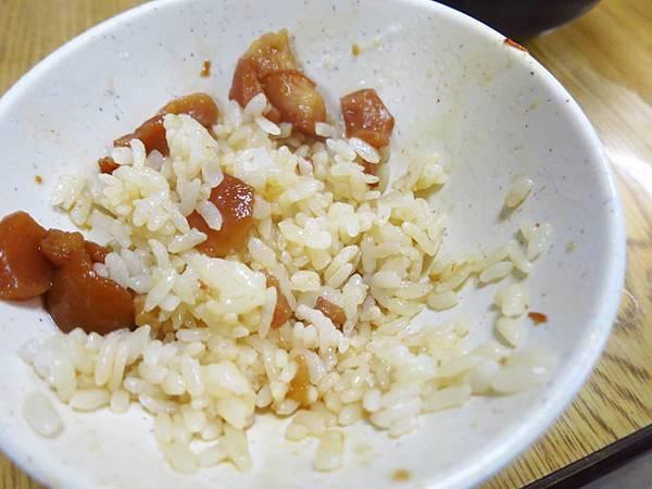 【蘆洲美食】熊記豬腳飯-充滿膠質的魯肉飯