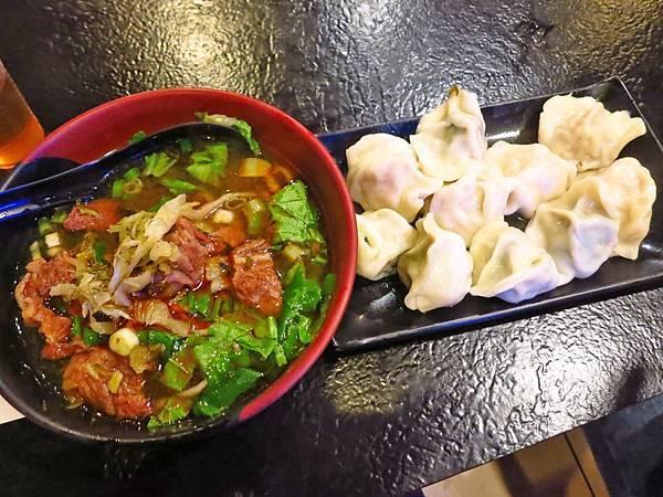 【新莊餐廳】金吉利牛肉麵-許多人推薦的牛肉麵店