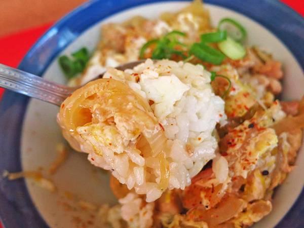 【台北美食】夯達人串燒、丼飯-70元就能吃到好吃的丼飯