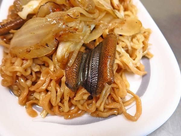 【台南美食】八三鱔魚意麵-酸酸甜甜美味的鱔魚意麵