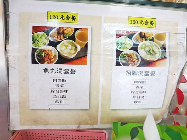 【台南美食】第三代虱目魚丸-1碗湯裡有8種不同口味的魚丸