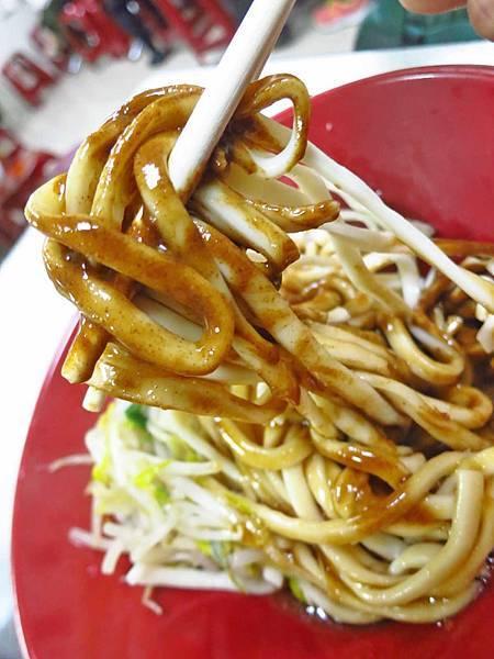 【台北美食】可口豬肝湯麻醬麵-香而不膩,令人回味的麻醬麵