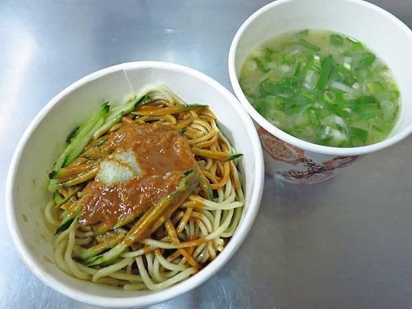 【萬華美食】張春涼麵-青年公園旁的25年老店