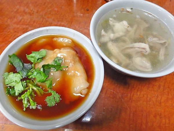 【永和美食】潮州肉圓-巷弄裡的清蒸肉圓