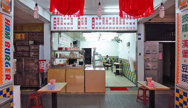 【新莊美食】中港一街20元麵店-超級便宜的麵店