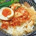 【桃園餐廳】開丼燒肉vs丼飯-主菜滿到爆出來的超邪惡丼飯