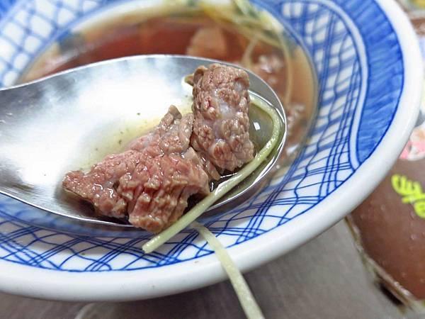 【台南美食】無名羊肉湯-大菜市,溫體羊肉的美味