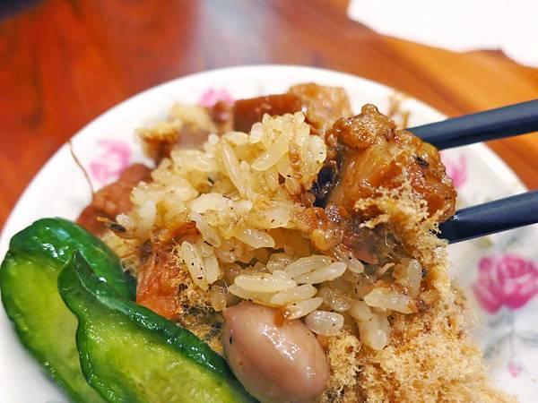 【台南美食】落成米糕-超過50年的米糕老店