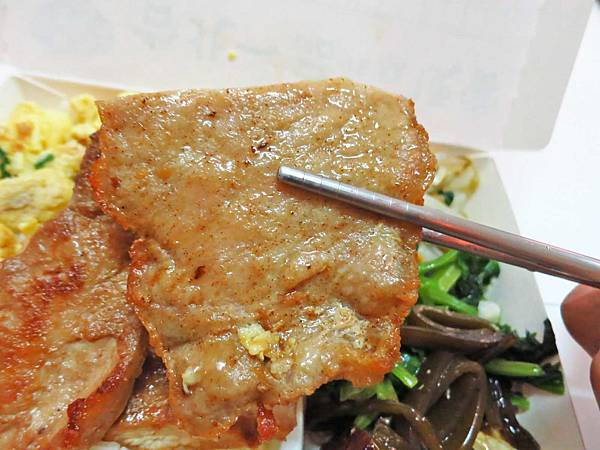 【新莊美食】台北一品炸雞便當-55元就能吃到雙主菜便當