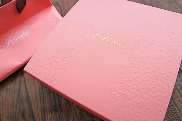 【出遊最佳伴手禮美食】iCookie私房手作-綜合小品禮盒(夏戀)-25宮格10多種口味餅乾