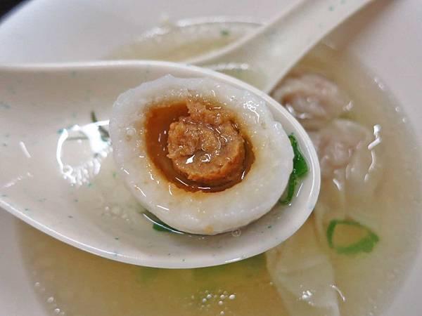 【台北美食】中原福州乾麵-獨特料理的香噴噴乾麵