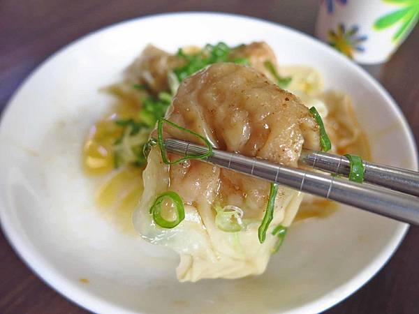 【中和美食】川味麵食-吃了會讓人難忘的紅油抄手