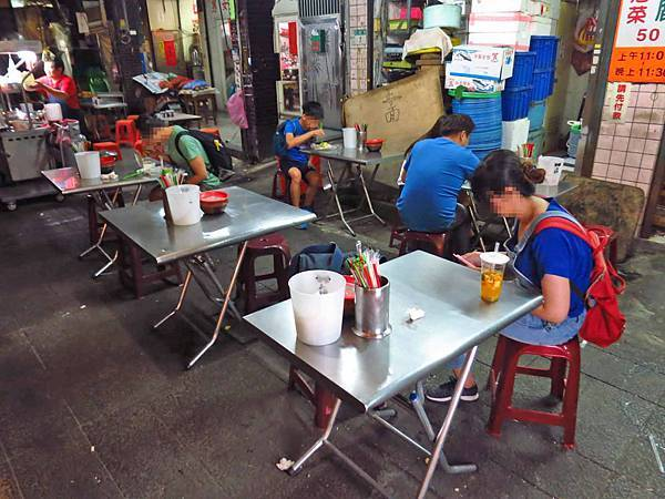 【板橋美食】懷念泡菜臭豆腐-在地30年的老店