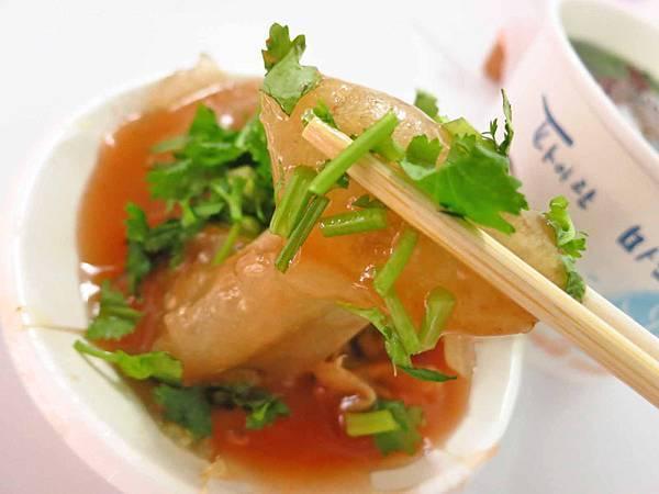 【板橋美食】阿美肉圓-巷弄裡的隱藏版肉圓店