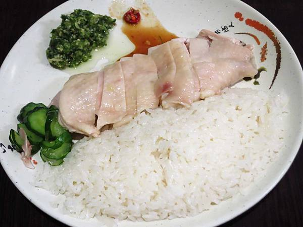 【台北美食】慶城海南雞飯-用餐時間必定大排長龍的海南雞飯