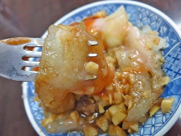 【台北美食】簡家大龍峒肉圓-數十幾年的肉圓老店