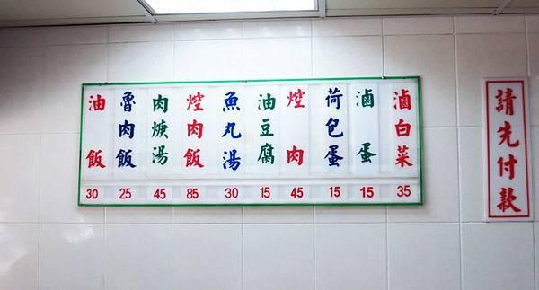 【台北美食】珠記大橋頭油飯-大橋頭捷運站附近的油飯
