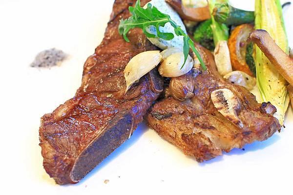 【桃園餐廳】Bistro181法國餐廳-有如溫室蔬菜栽培室一般的華麗餐廳