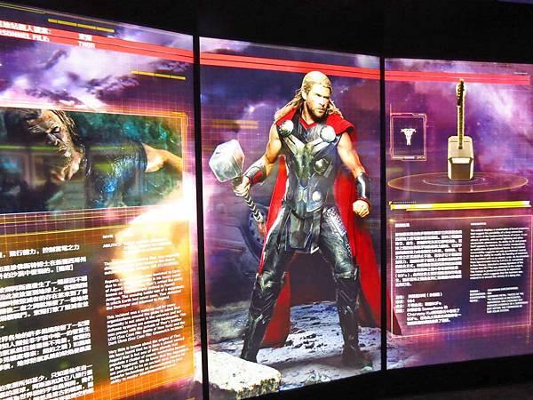 【台北旅遊】復仇者聯盟世界巡迴展-超酷炫的復仇者聯盟展覽