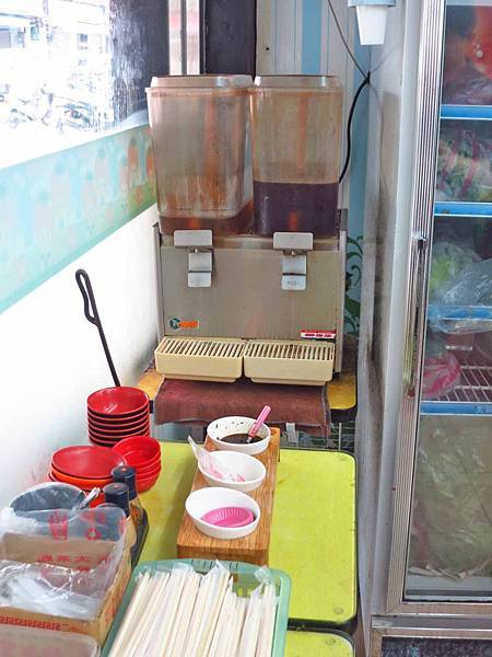 【台北美食】蕃茄妹小吃店-湯頭鮮甜好味的番茄麵