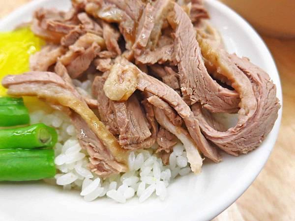 【板橋美食】斗六當歸鴨-30元也能吃到超多鴨肉的鴨肉飯