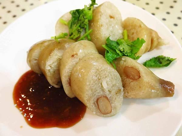 【台北美食】雙連花枝羮-香氣足味道不錯的大腸煎