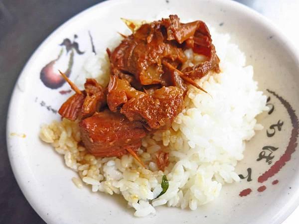 【台北美食】民族西路無名古早味焢肉飯-老饕級的低調隱藏版美食