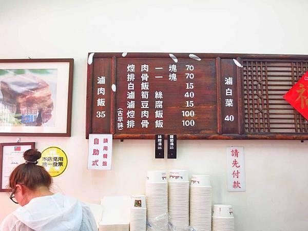 【台北美食】焢大王-入口即化軟綿綿的焢肉飯