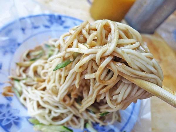【台北美食】徐記涼麵-爽口又美味的涼麵