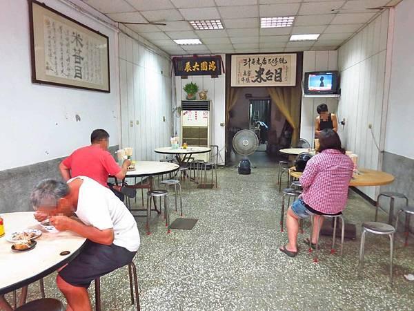 【台北美食】台北條仔老店米苔目-巷弄裡的30年米苔目老店
