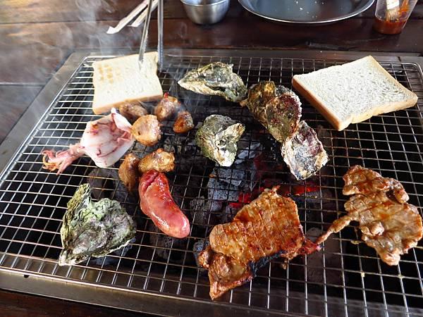 【澎湖美食】菜園情人碼頭BBQ-露天碳烤吃到飽只要380元