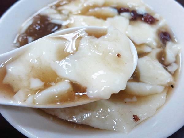 【台北美食】延三夜市豆花嫂-香濃美味的豆花