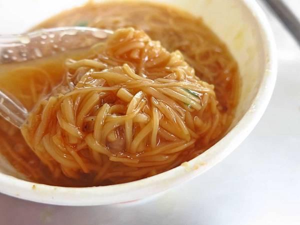 【三重美食】永安北路二段無名餐車-酸酸甜甜特別滋味的肉圓