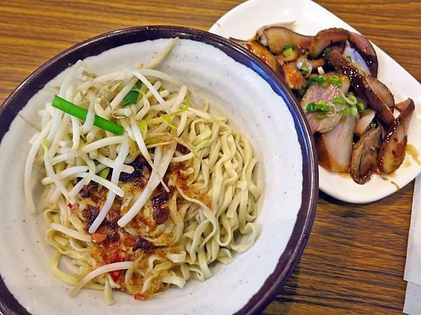 【台北美食】台南意麵水餃-西門町的超便宜宵夜美食