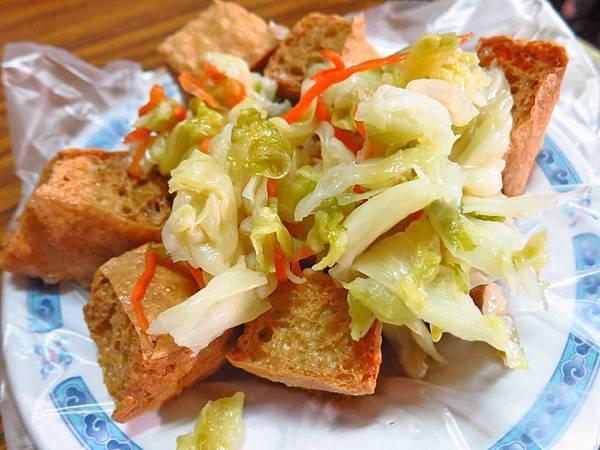 【三重美食】口味好臭豆腐-三和夜市巷弄裡的臭豆腐
