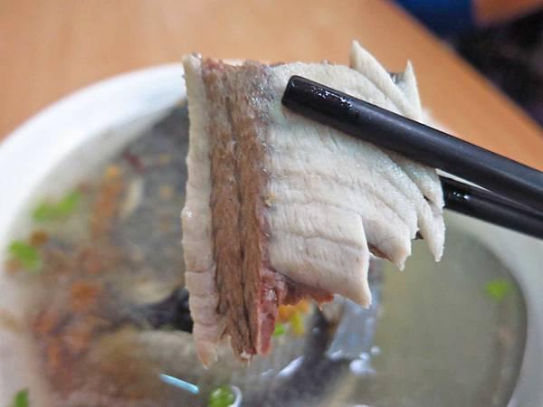 【台南美食】林家魚皮-新鮮又美味大塊的魚皮