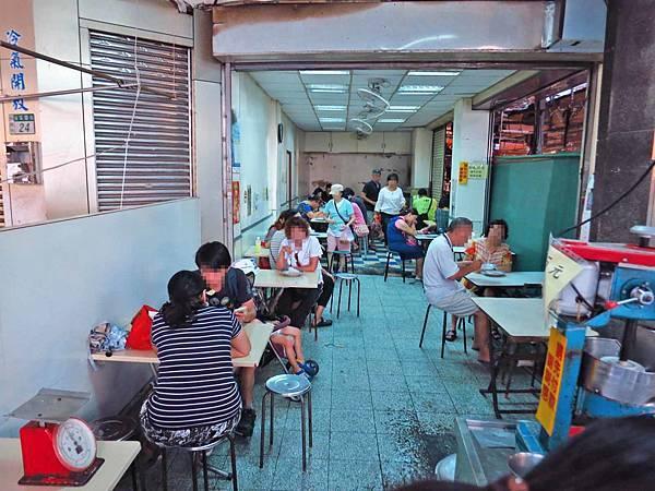 【板橋美食】紅心冰飲中心-市場裡的超大份量冰品豆花店